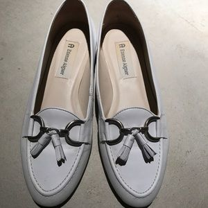 Authentic Etienne Aigner flats 7.5 M